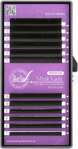 Belle Premium Mink, Classic Eyelash Extensions, C 0.10