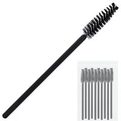Belle Mascara Brush (10pcs) Black