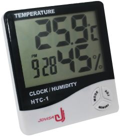 Jovisa Thermometer-Hygrometer