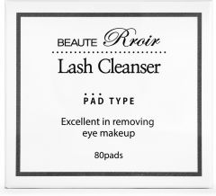 Beaute Rroir Lash Cleanser Pads (80pcs)