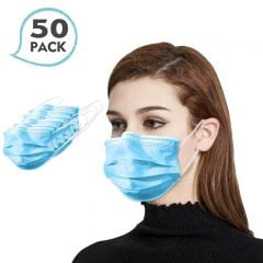 Disposable Medical Grade Face Mask (50pcs)