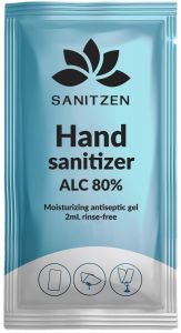 Sanitzen Hand Sanitizer (2mL)