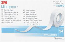 3M Micropore Tape 12mm (24 rolls)