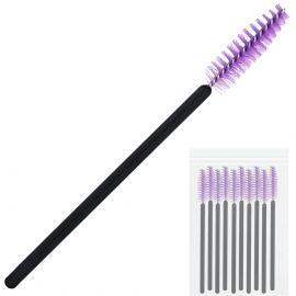 Belle Mascara Brush (10pcs) Purple